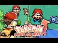 WE PLAY AS RUSTY IN POKEMON!? - (Pokémon Rusty Rom Hack!)