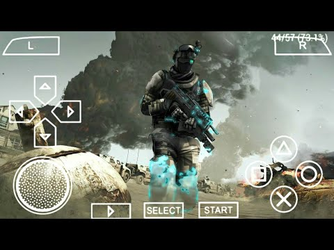 [300mb] Download Tom Clancy Ghost Recon Predors On Android | Genuine And Direct Link