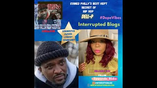 #Interview With Philly's Shinning Star of #Hiphop Dell P