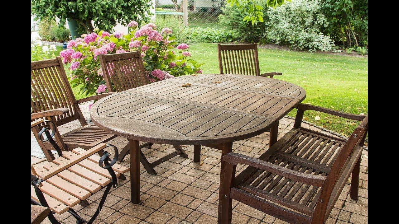 Gartenmöbel Set Holz ~ Gartenmöbel set zeitlose gartenmöbel aus heimischem holz