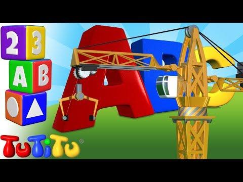 TuTiTu Preschool   Crane   Learning the Alphabet with TuTiTu ABC