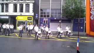 Ballymacarrett Defenders FB @ Belfast 12th 2014