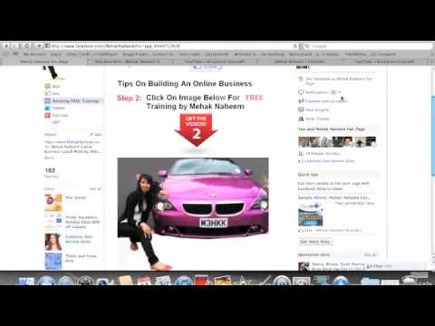 Social Media Marketing Webinar YouTube LinkedIn Facebook