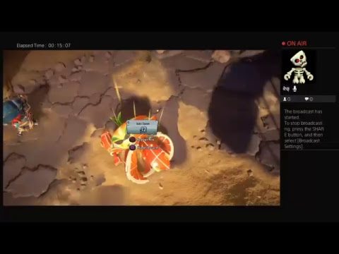 King chins first broadcast of pvz2          #1
