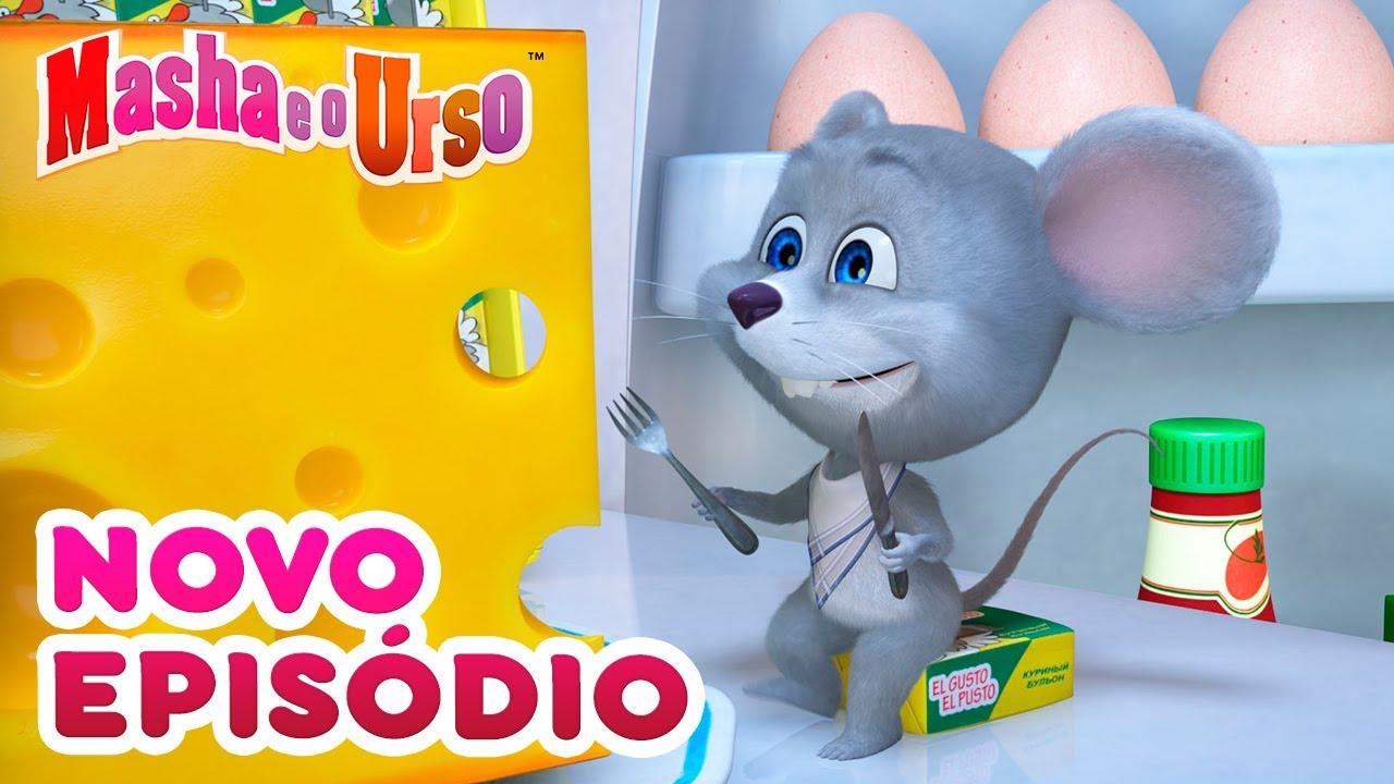 Download Masha e o Urso 💥 Novo episódio 👱♀️🐻 🐭 Como Gato E Rato 🐱 Compilação para crianças