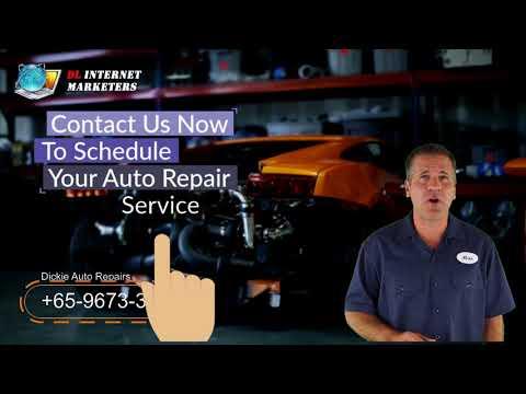 Design for Auto Repair Service