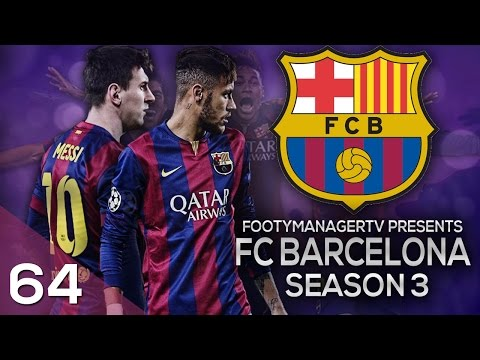 FOOTBALL MANAGER 2015 LET'S PLAY | FC Barcelona #64 | Tah Wants To Play For Spain