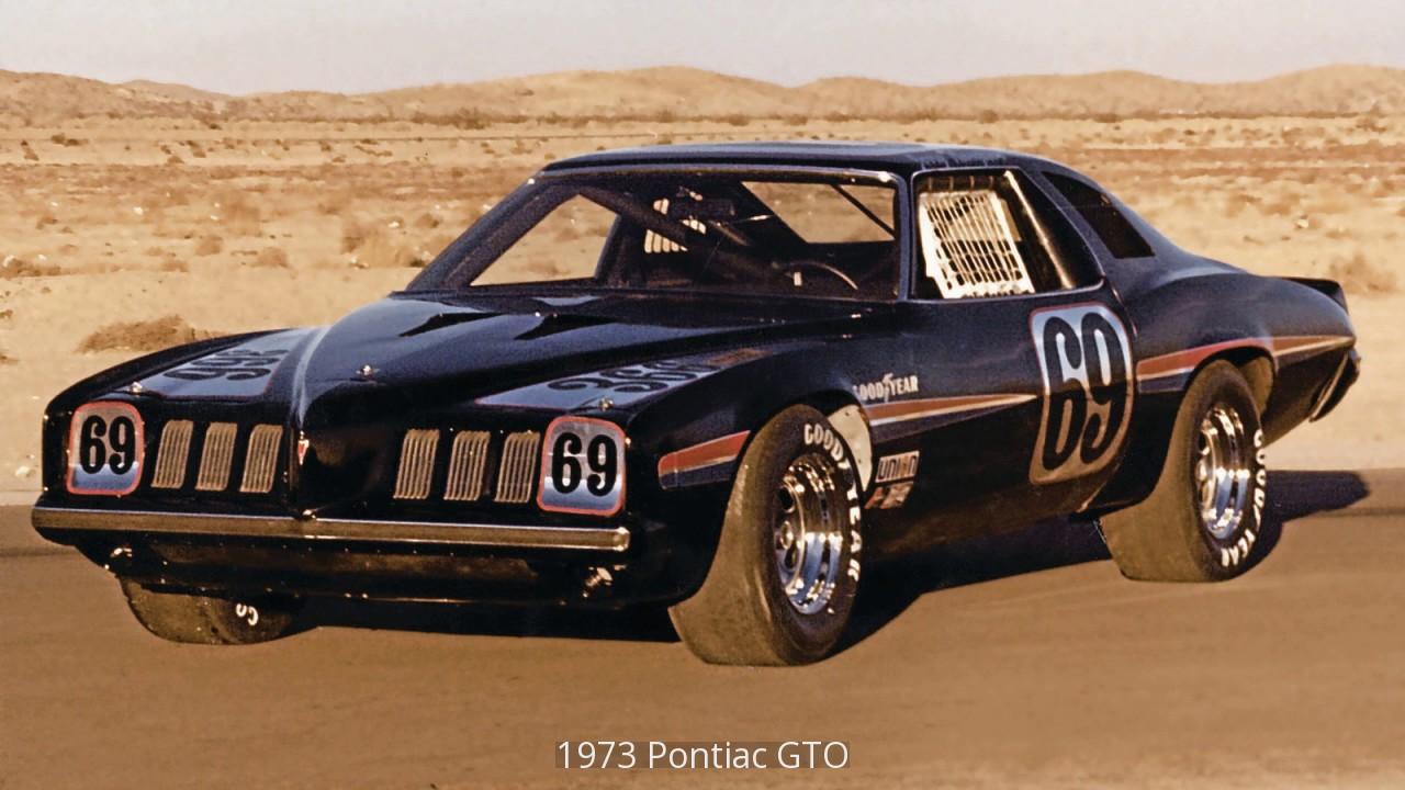 1973 Pontiac GTO - Pontiac Models - YouTube