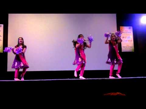 Aanya's awesome dance !!