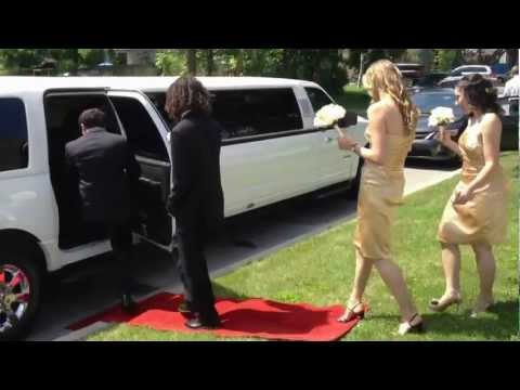 Toronto wedding Limos by Brothers Limousine