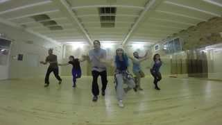 ATTITUDE DANCEHALL SKOOL BCN// Alkaline- Young people time now// Choreo by Prima Cali