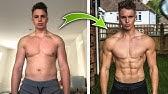 My 1 Year Body Transformation