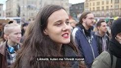 Brigita Vihreiden nuorten puheenjohtajaksi - kampanjavideo