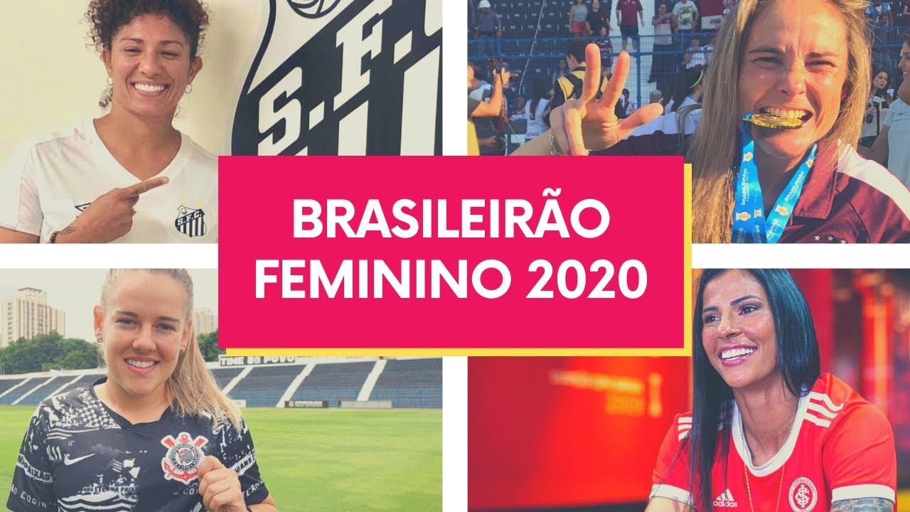 Tudo Sobre O Brasileirao Feminino 2020 Youtube