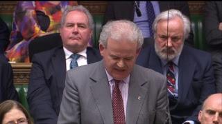 LIVE: Syria air strikes: Theresa May faces MPs