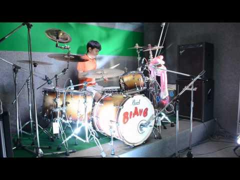 รักเธอทั้งชีวิต - Zeal Drum cover by BrAvE