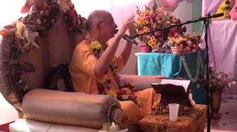 Шримад Бхагаватам 7.1.5 - Бхакти Вигьяна Госвами