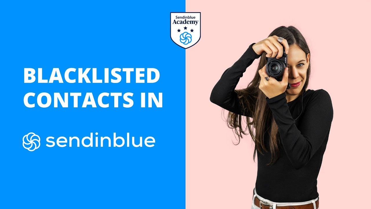 Download (Sendinblue Tutorial) Blacklisted contacts | Email Marketing Course (19/63)