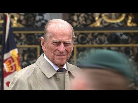Prince Philip in hospital for hip surgery | ITV News