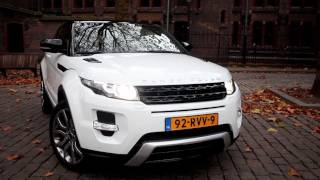 Range Rover Evoque SD4 Review - Hartvoorautos.nl - English subtitled