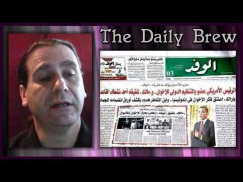 THE DAILY BREW #58 (9/4/2013) Coffee & The Morning Headlines #PTN