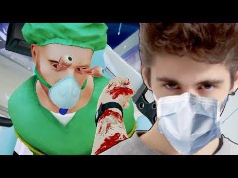 DR. FAVIJ È TORNATO. - Surgeon Simulator (2017)
