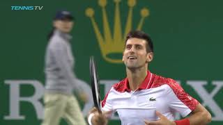 Match Point: Djokovic Cruises Into Fourth Shanghai Final