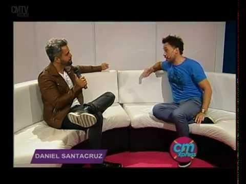 Daniel Santacruz – Entrevista y Acústico CM (Argentina 2015)