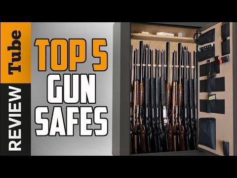 ✅Gun Safe: The Best Gun Safe 2019 (Buying Guide)