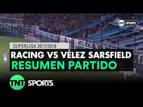 Resumen de Racing vs Vélez Sarsfield (2-1) | Fecha 18 - Superliga Argentina 2017/2018