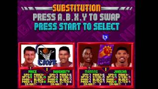NBA Jam - Tournament Edition - Vizzed.com GamePlay - Winter 2016 SNES Tournament - User video