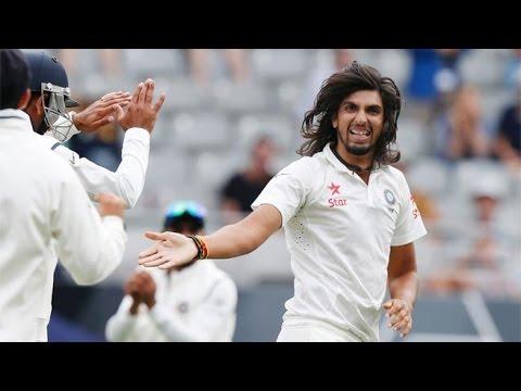 Ishant Sharma 7 wickets : Test India vs England crumbles  : 7/74