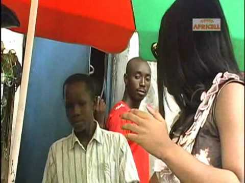 Vickie Remoe Show - Shopping in Freetown