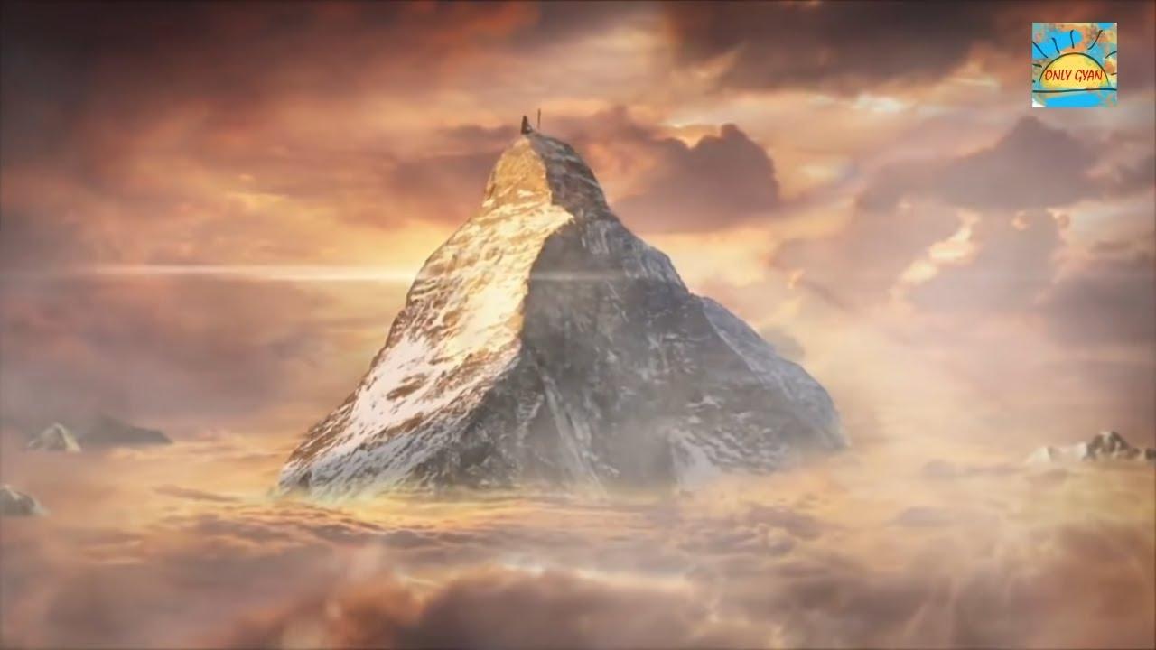 क्यों जिन्दा नहीं बचता कैलाश पर्वत पर चढ़ने वाला इंसान Biggest Spritual Mysteries of Kailash Parvat