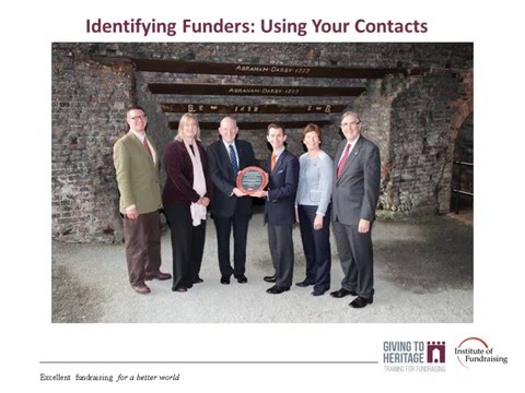Ironbridge Gorge Museums: How a World Heritage Site Analyses Audiences to Target Fundraising Efforts