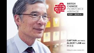 British Army: Albert Lam, MBE (Audio Interview)
