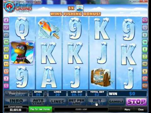 Spiele Penguin Vacation - Video Slots Online