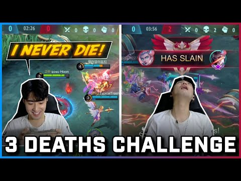 Already 2 deaths in 4 minutes. Epic come back? | MLBB