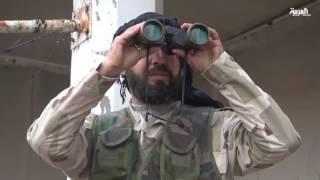تصعيد عسكري تشهده منطقة وادي بردى في ريف دمشق