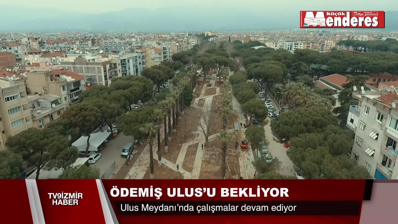 ÖDEMİŞ ULUS'U BEKLİYOR