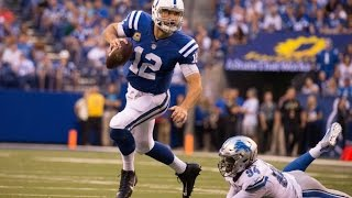 "Andrew Luck ""The Comeback"" 2016 Highlights"