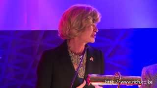 Interview with Fiona Woolf 686th Lord Mayor of London @citylordmayor 16th September 2014 @HCCTurner