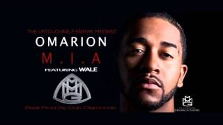 Omarion Ft Wale - MIA (Instrumental Remake)