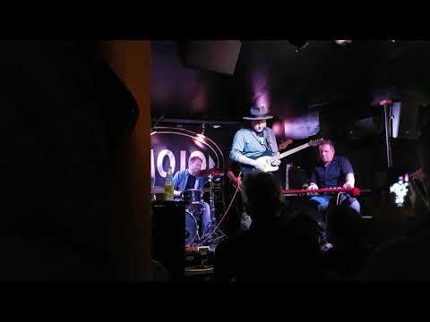 Josh Smith at Mojo Blues Club in Copenhagen 31 November 2018, Slow Blues.