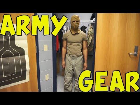 Gear You Get In Army 2019/2020 | ARMY CIF
