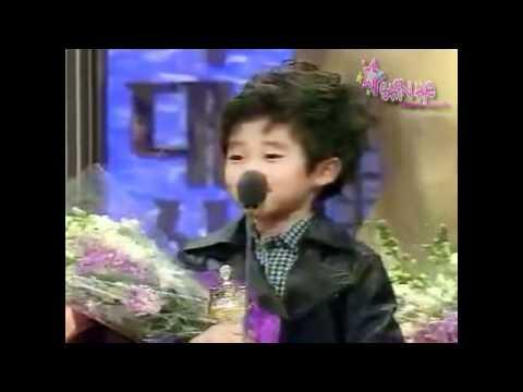 Park Shin Hye 2003 Youth Award