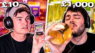 Eboys £10 vs £1000 Takeaway