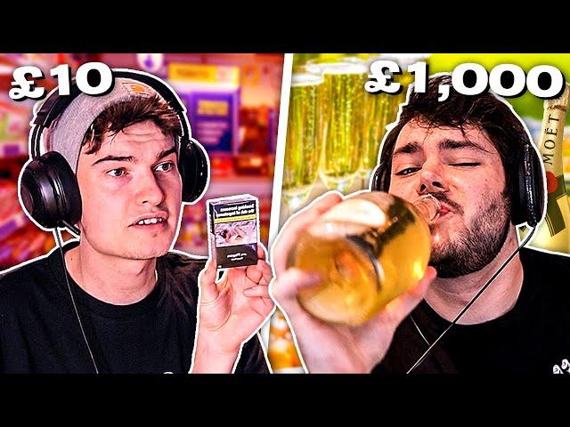 Eboys £10 vs £1000 Takeaway - Eboys