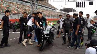 Kawasaki H2 India - Bike Sound
