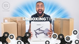 My new DRONE - Unboxing Time Episode 7